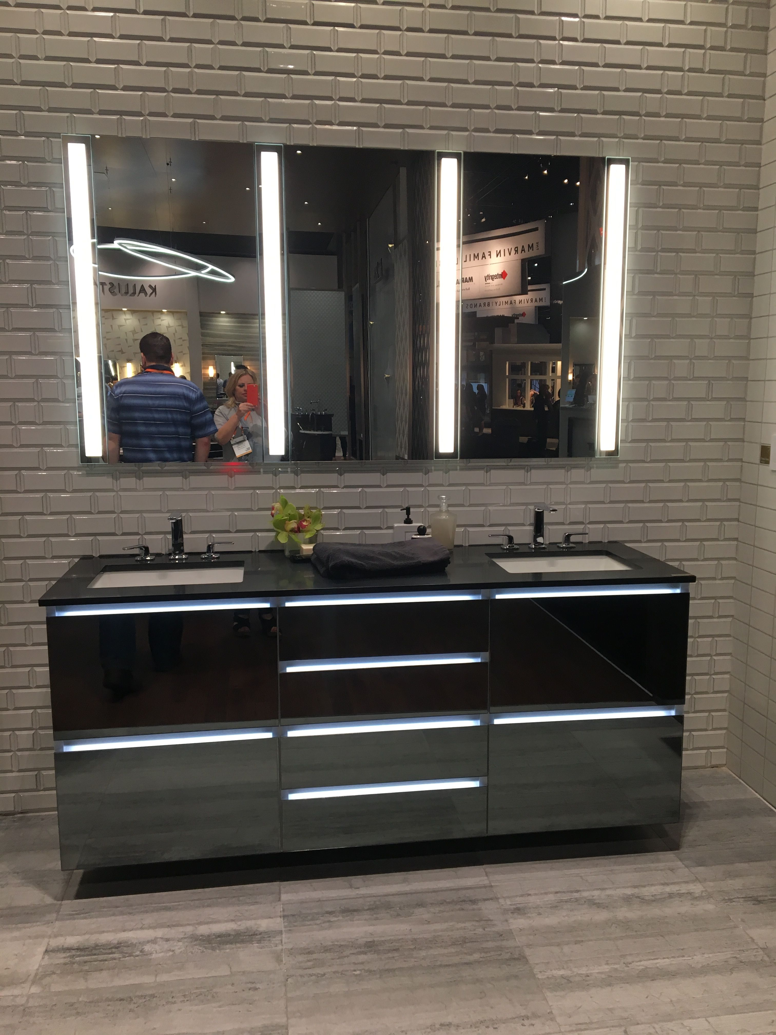 Pin by Kirsty Froelich on {KBIS 2017 orlando} | Bathroom ...