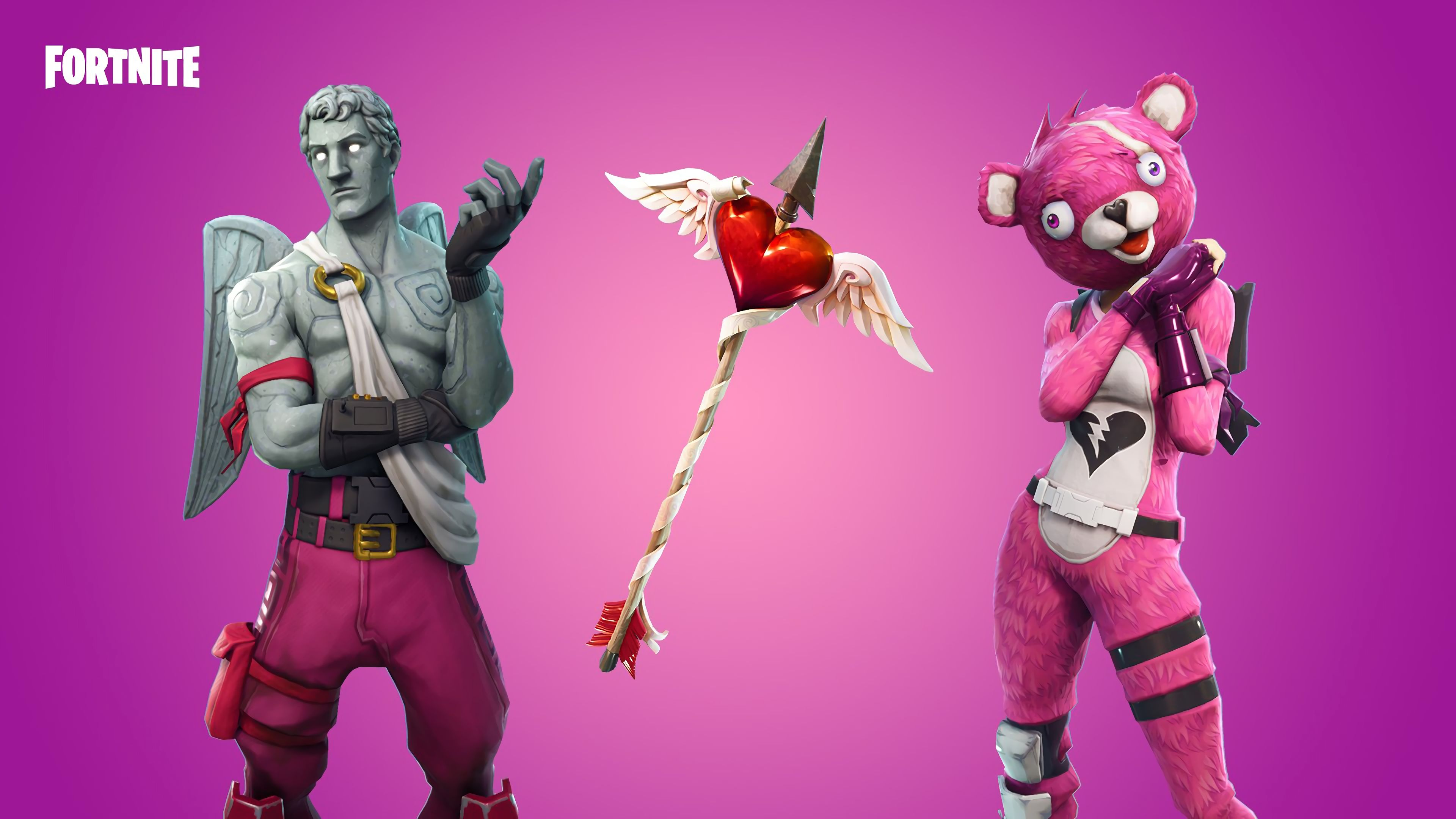 Love Ranger 4k 8k Hd Wallpaper Fortnite Cizimler