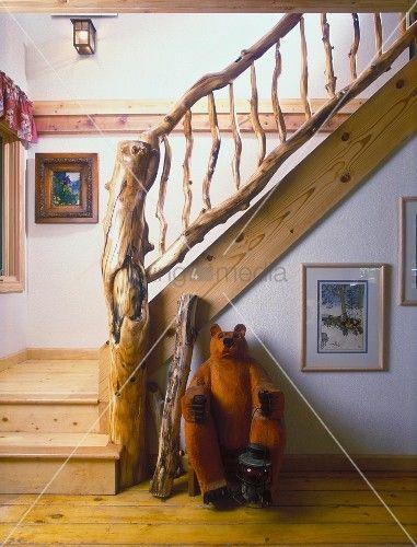 Best Driftwood Bannister Bannister Ideas Pinterest 400 x 300