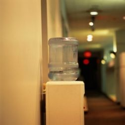 Water Cooler Vs Bottled Water With Images Water Coolers Water Bottle Office Water Cooler