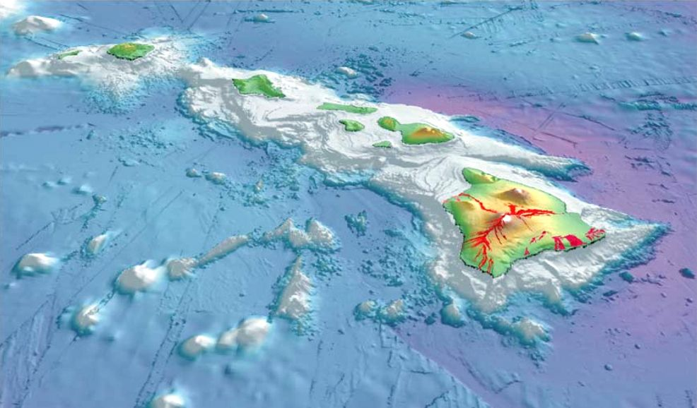 Volcano Watch: Why are HVO scientists talking so much ... |Mauna Loa World Map
