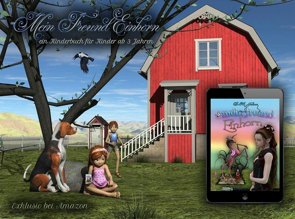 Bücher für leuchtende Kinderaugen!  ↪ Mein Freund Einhorn - ein #Kinderbuch für #Kinder ab 3 Jahren.  Mit der kostenlosen LeseApp von Amazon auch ohne Kindle lesbar!  #Bücher #Ebooks #Erstleser #Märchen #Gutenachtgeschichten #Eltern #KindleLeseApp #Einhorn #Kindle #KindleUnlimited #Vorlesen #germanbooks  http://www.amazon.de/dp/B00SYLCI8Y