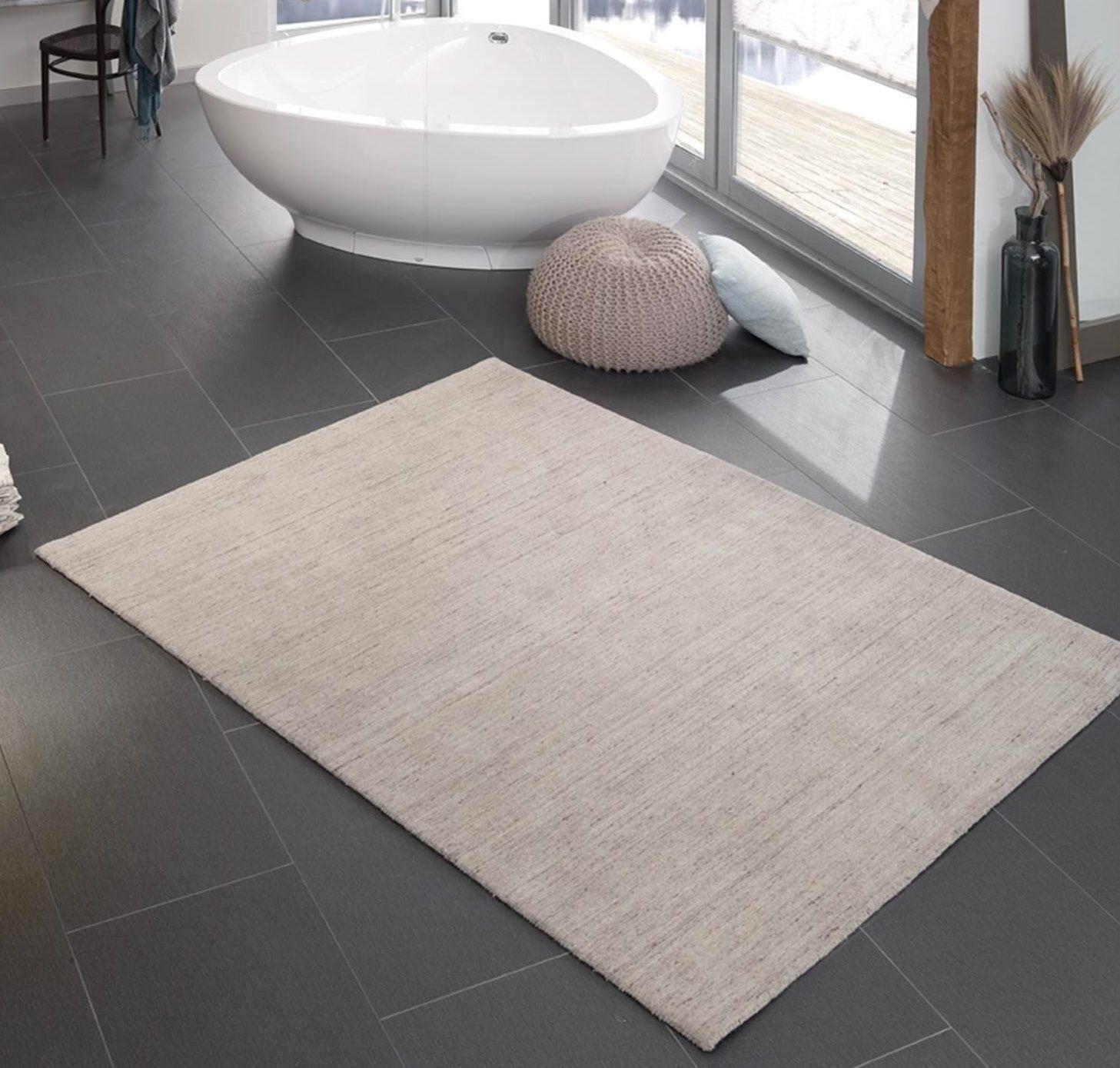 Teppich Lana Beige In 2020 Benuta Einrichtung Und Badezimmer