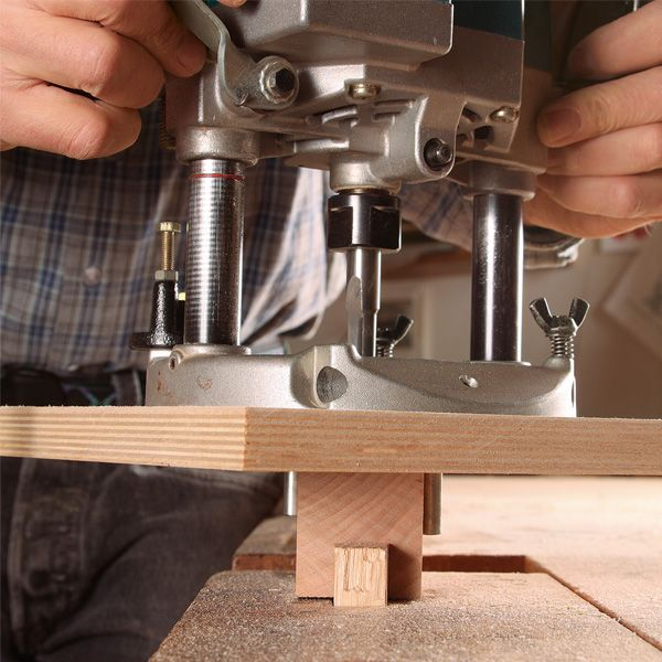 Learn How To Build A Custom Router Base For Simple Centered