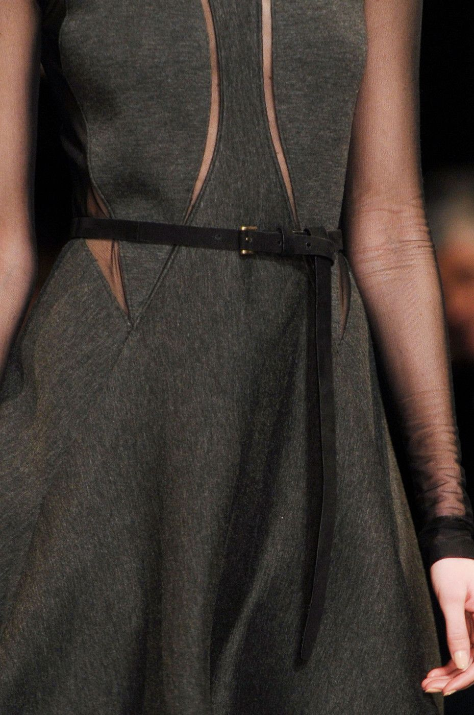 Donna Karan at New York Fashion Week Fall 2014 - StyleBistro