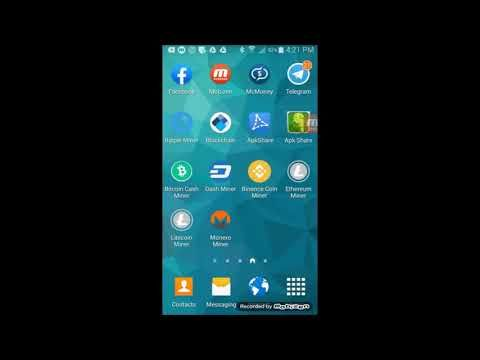 WATCH PROOF AND SUBSCRIBE DOWNLOAD FREE APK bitcoin miner