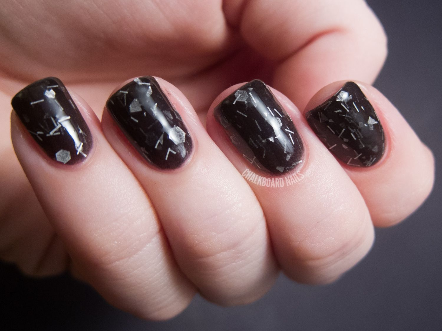 Pretty and Polished Halloween Collection | Hair, nails ...