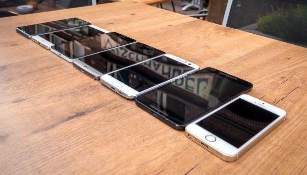 iPhone, Samsung, Huawei, HTC of Microsoft: Welke smartphone heeft de beste camera?