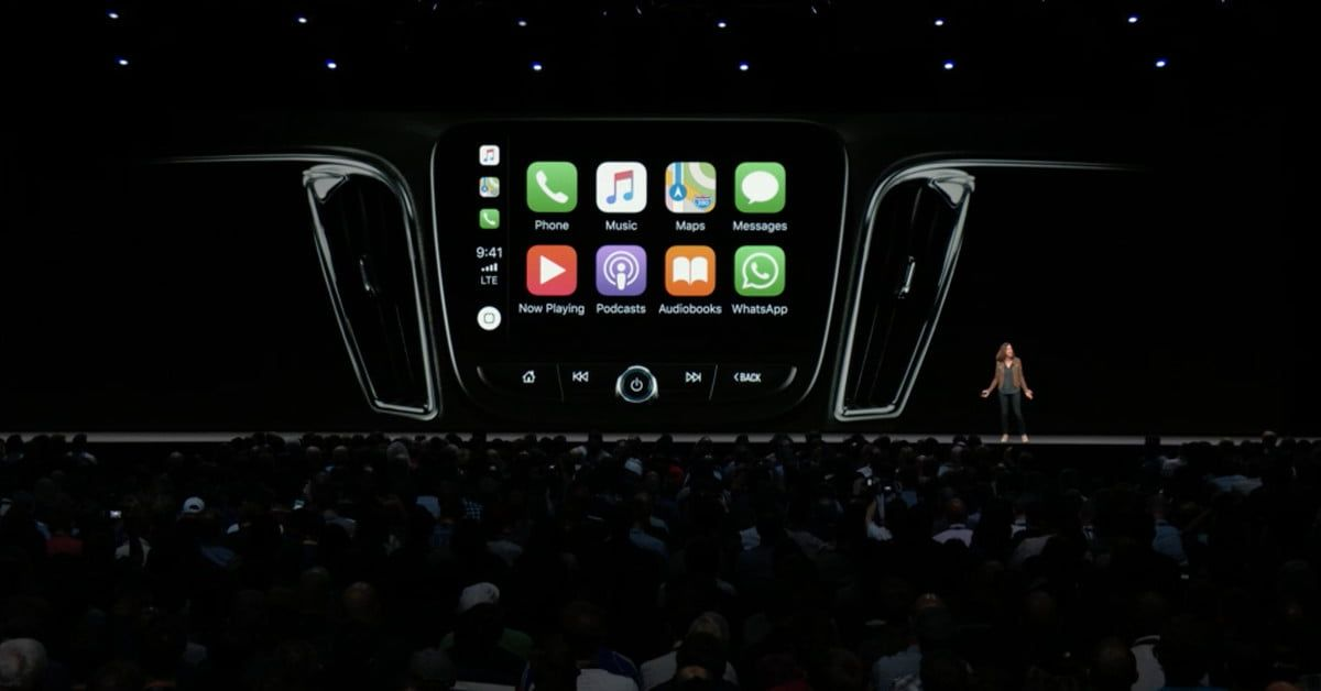 Apple CarPlay Adds ThirdParty Navigation Support for iOS