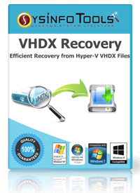 VHDX Recovery Tool v3 02 | Virtual Disk Recovery Software