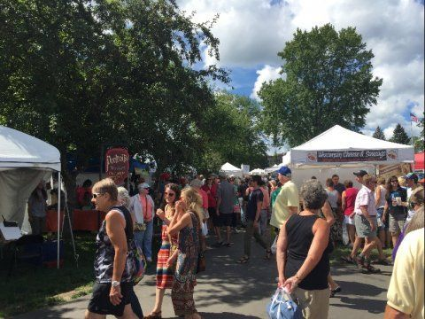 Custer Fair 2020.Ely S Blueberry Arts Festival In Ely Minnesota Still