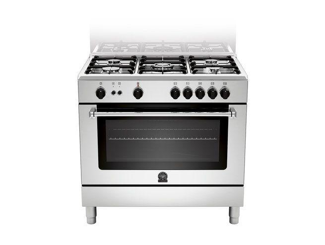 90 cm, 5 fuochi, forno elettrico, CX | Americana | Ranges ...