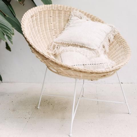 Exceptionnel Bali Bowl Chair. Reminiscent Of The 1950u0027s, These Rattan Bali Bowl Chairs  Are A Modern Twist On A Gorgeous Classic. The Rattan Bowl Shaped Seat  Allows You ...