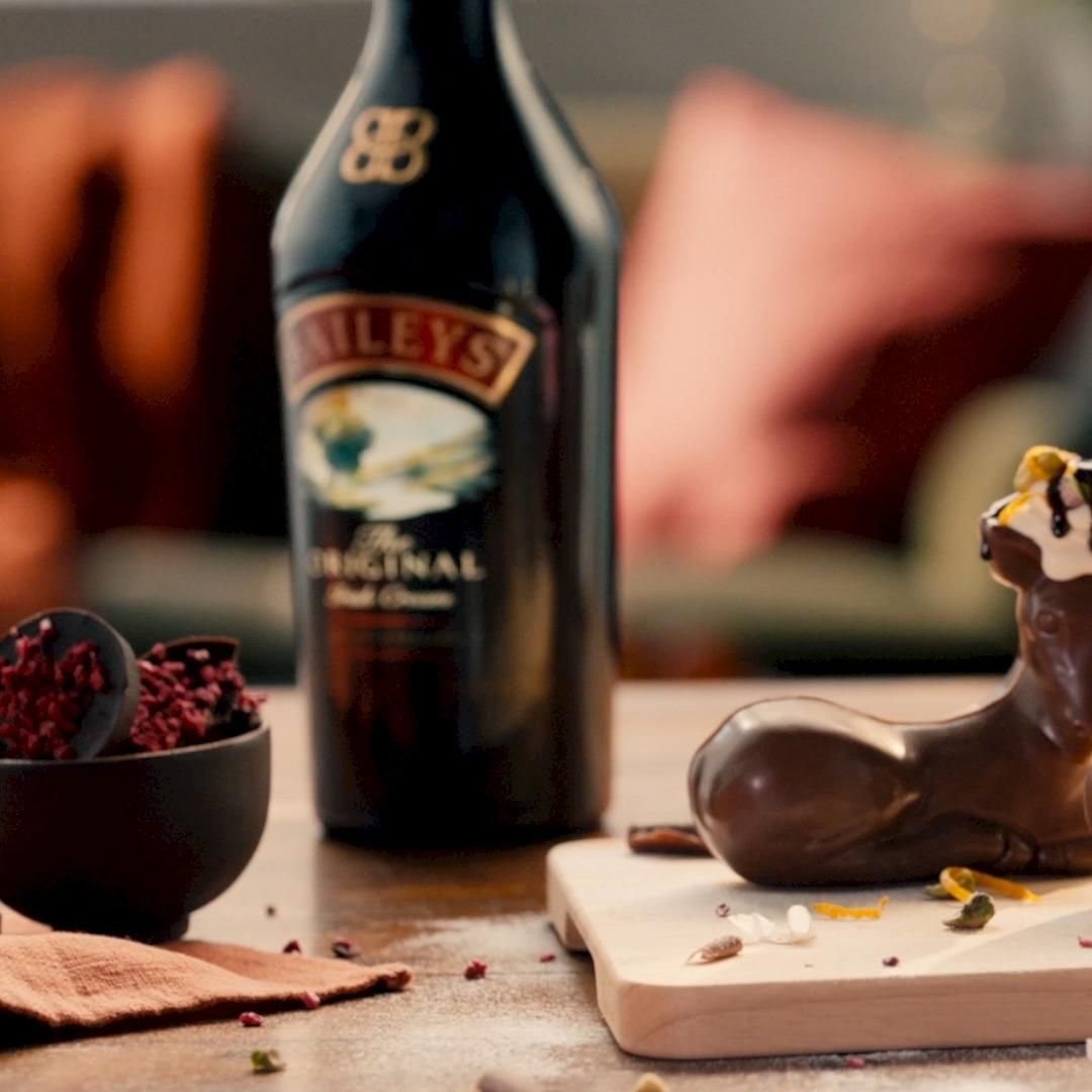 Seasons Treatings with Baileys -   23 xmas food videos christmas dinners ideas