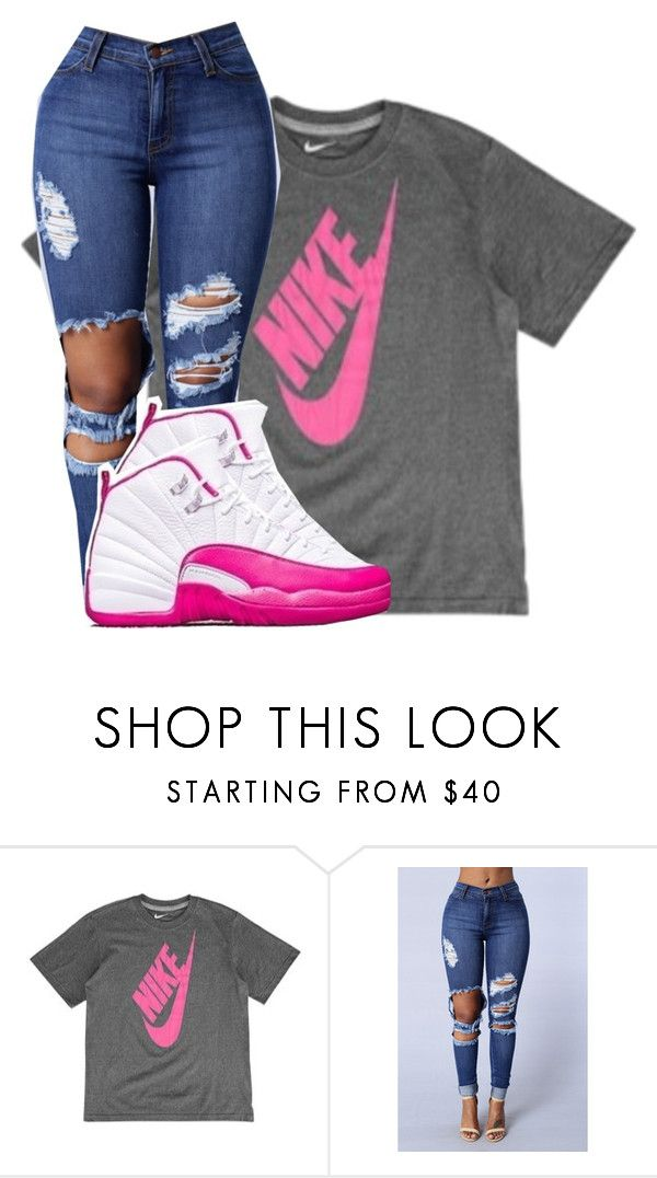 """""""nike"""" by beautiful-image on Polyvore featuring NIKE"""
