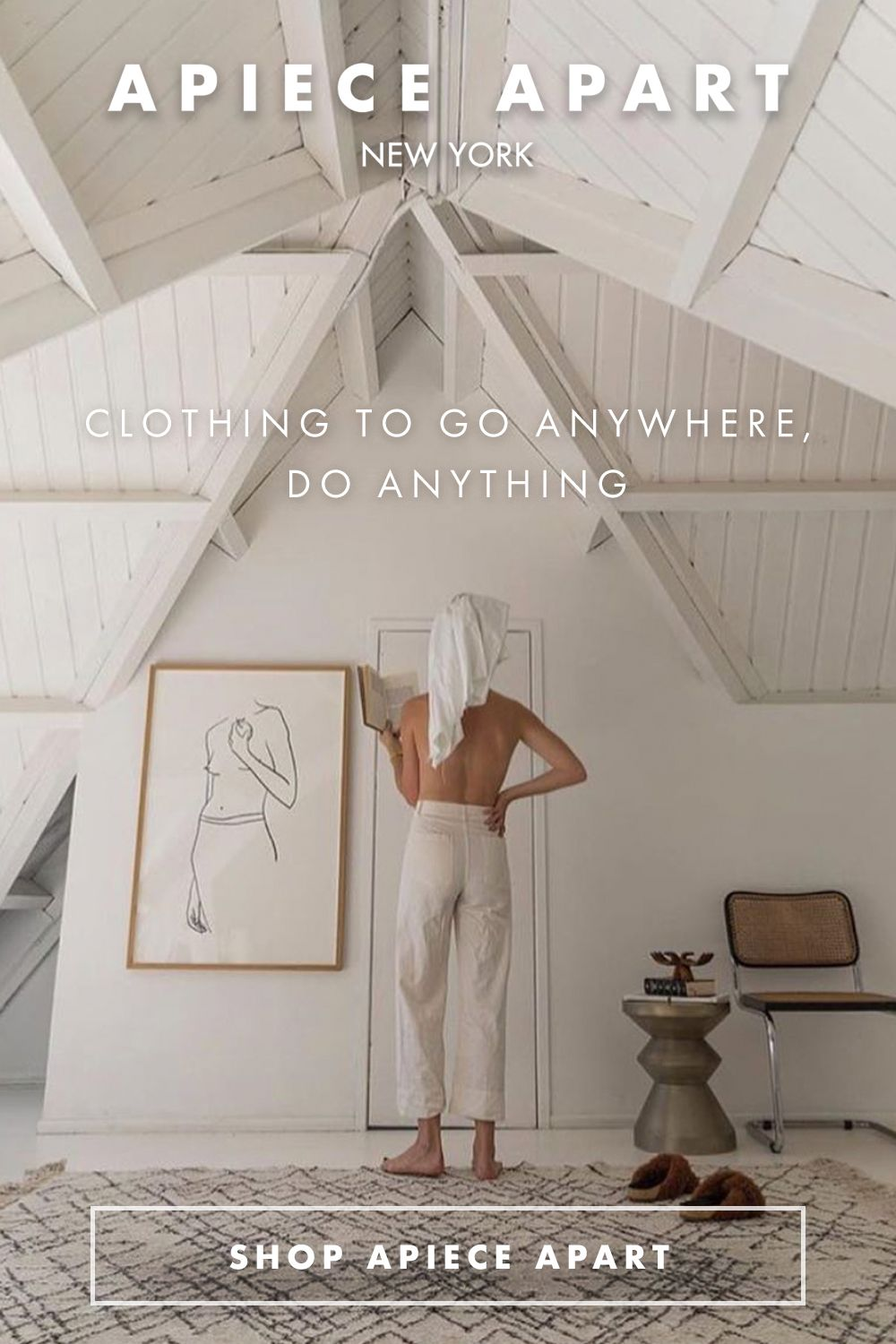Apiece Apart Clothing To Go Anywhere Do Anything How To Wear Pretty Outfits Stylish Women