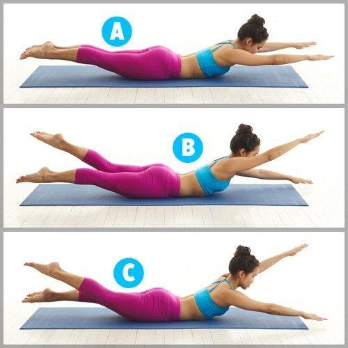 Rutina De Pilates Para Adelgazar Vivi Saludable Part 2 Pilates Para Adelgazar Pilates Entrenamiento De Pilates