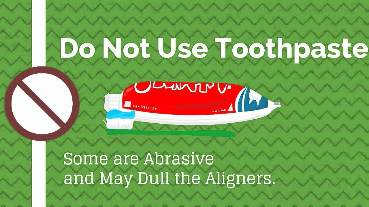 How do i clean invisalign aligners wilson orthodontics