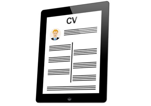 Students ready to ditch the traditional CV for digital resume - resume for jobs