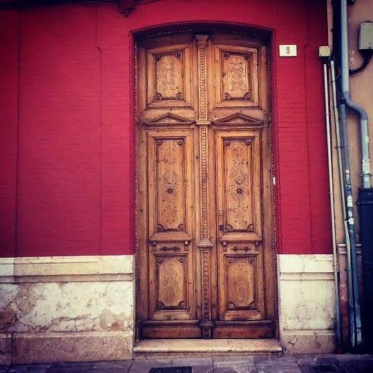 Málaga #Door