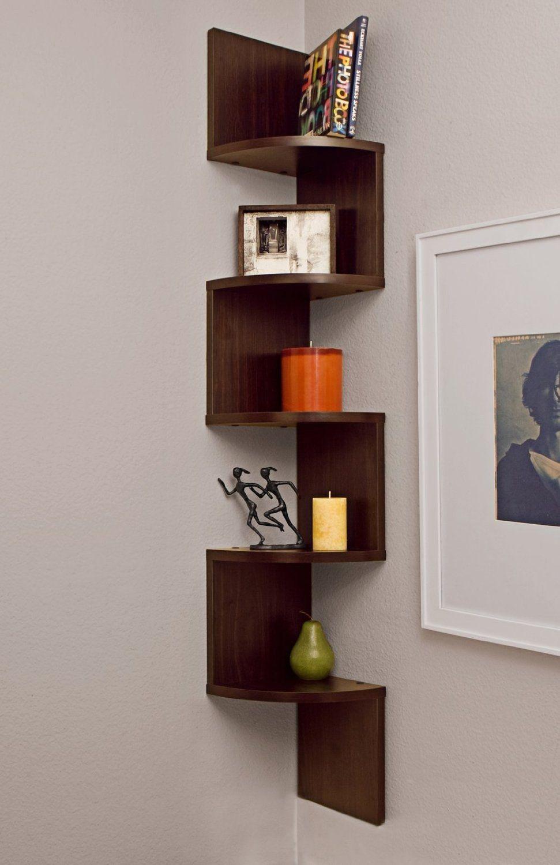 Wall Mounted Corner Shelf For Dvd Player Home Interior Pinterest