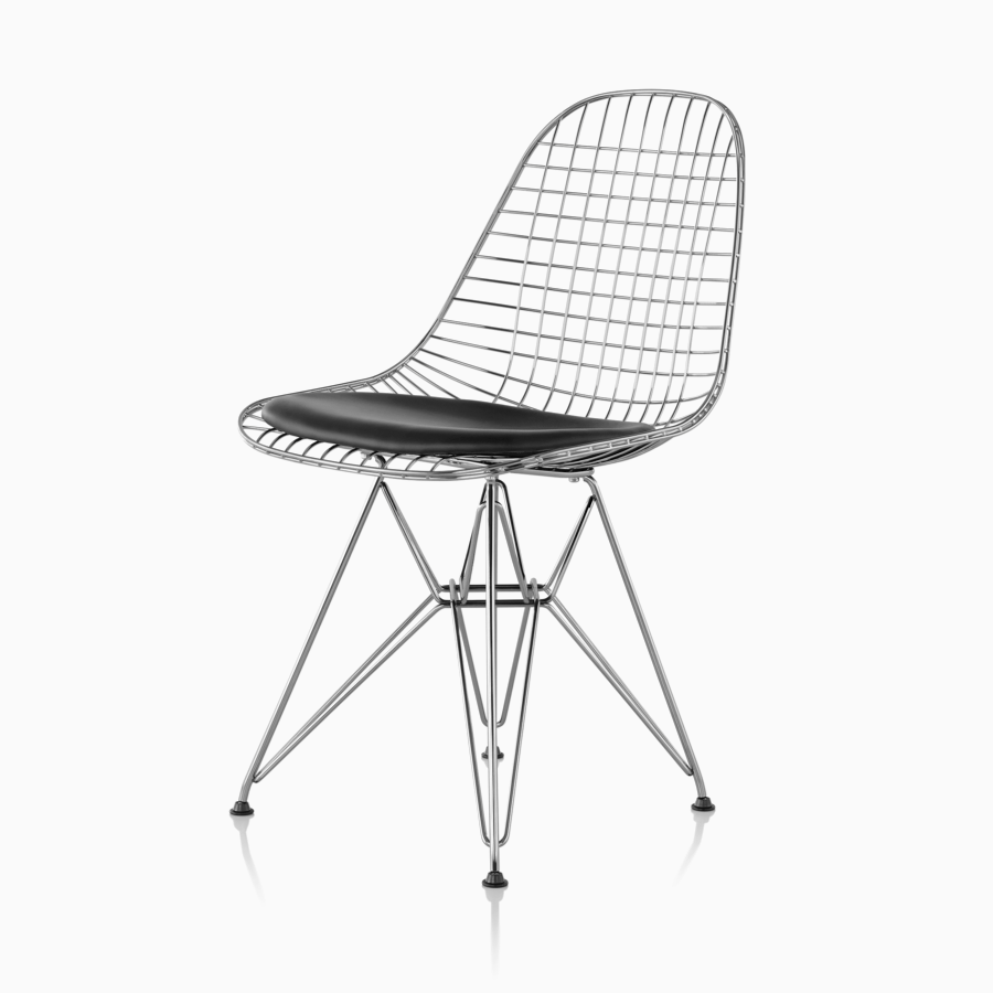 Eames Wire Chair Eames Wire Chair Experiments With Bent And Welded Wire In The