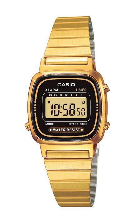 70b877e54df1 Reloj casio digital crono mujer cadete la670wega-1ef