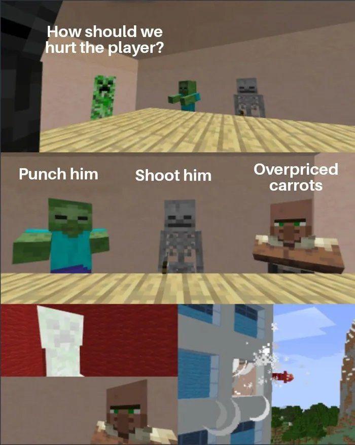 Minecraft Memes Boiss Minecraft Memes Minecraft Funny Funny Memes