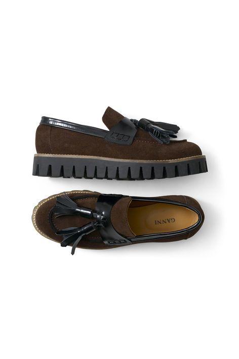Isla Split Shoes, Potting Soil