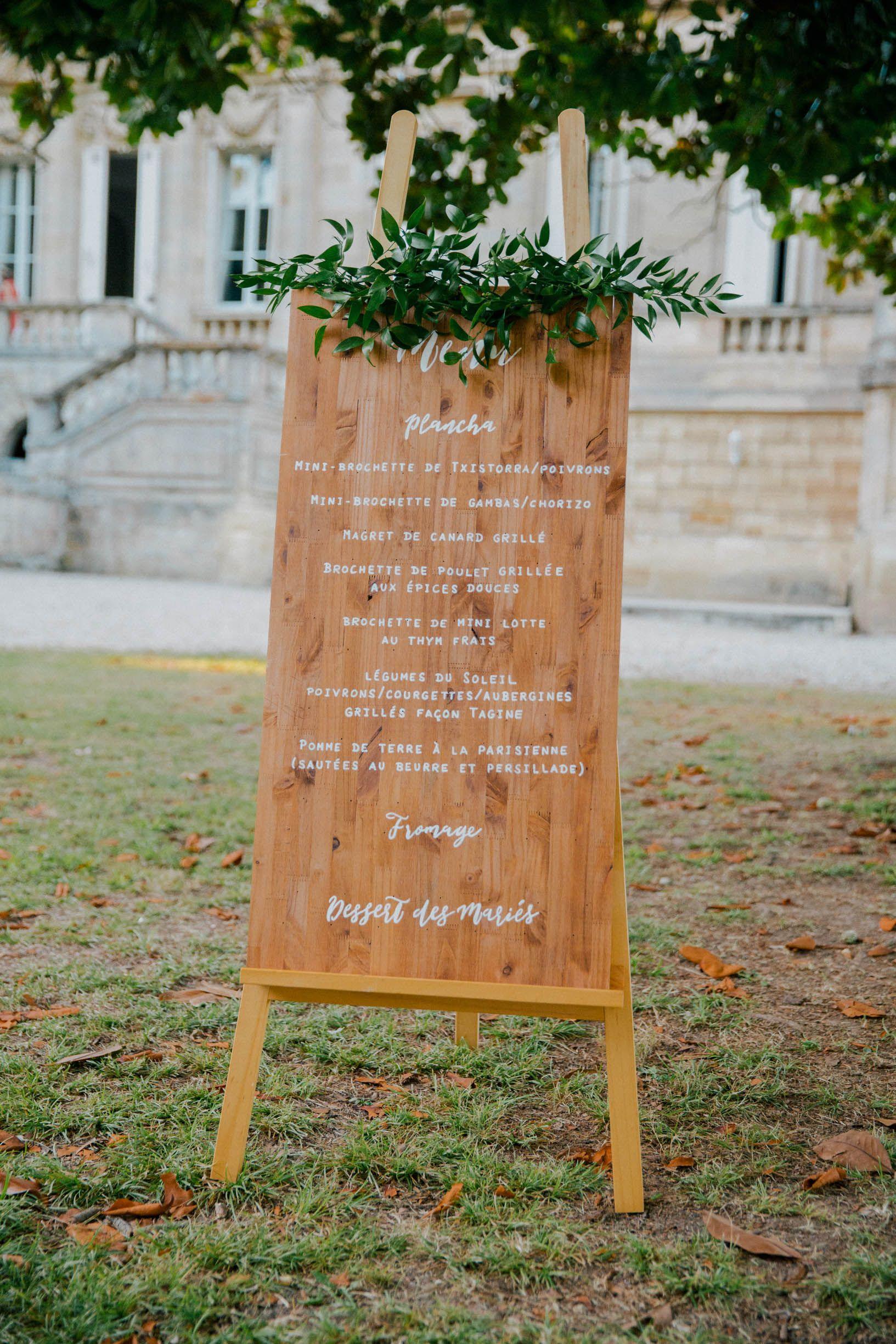 riage au Chateau Couffins{Typhaine & Vincent