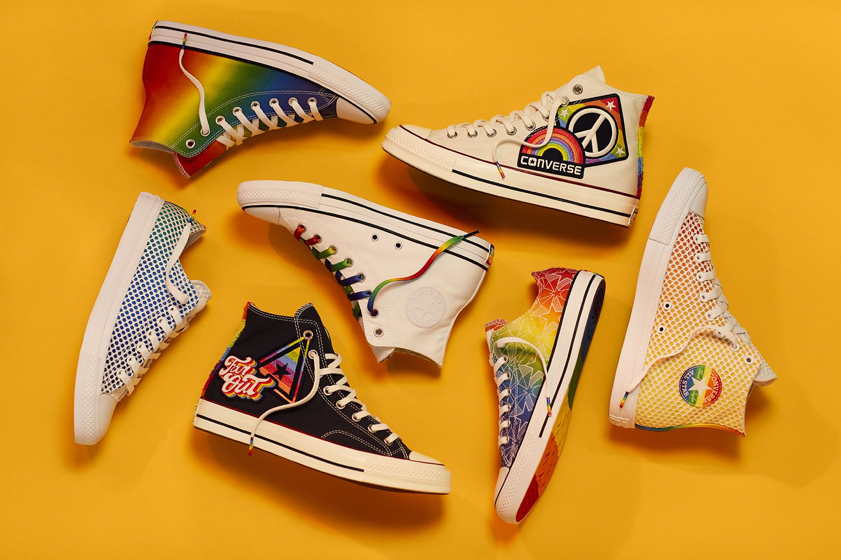 Converse Celebrates Equality With a