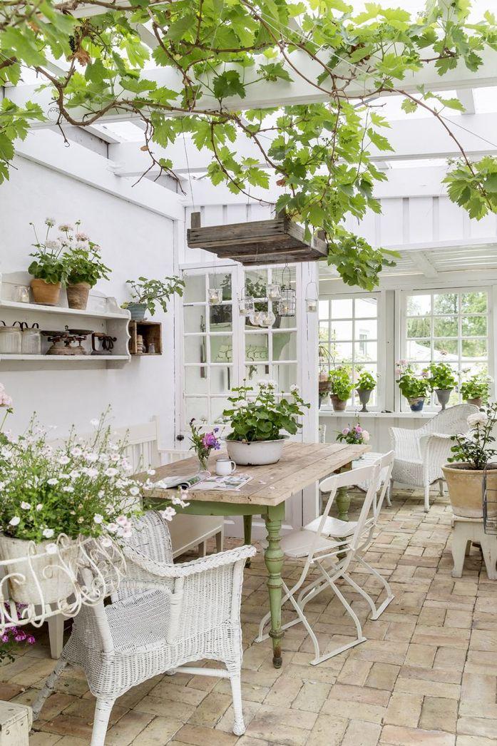 A Gardener S Escape Garden Room Backyard Outdoor Rooms