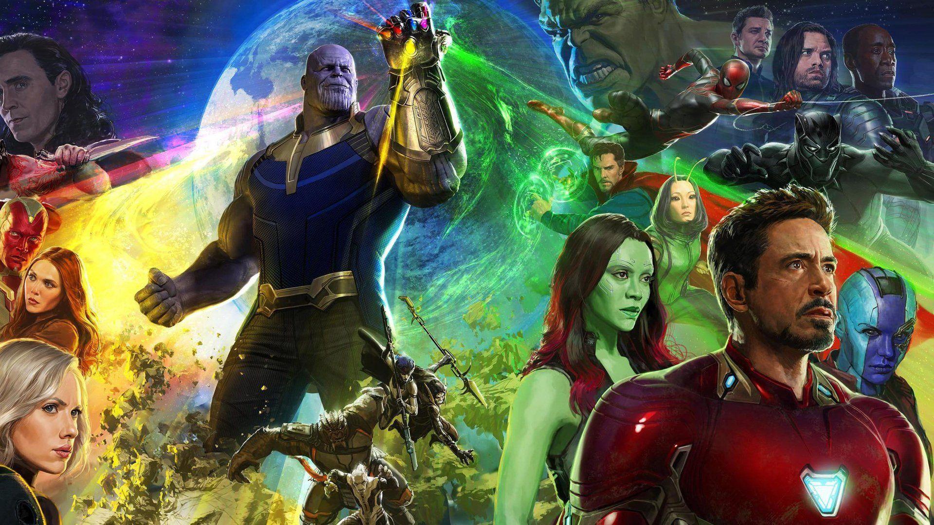 Pin On Vengadores Infinity War Película Streaming En Español
