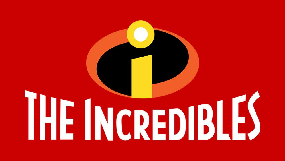 The Incredibles Font | The incredibles, Walt disney ...