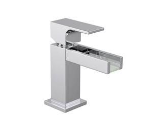 Misturador monocomando bica baixa para lavatório Unic
