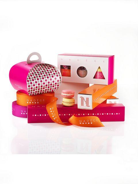 Nadège - Gift Packaging by knotpr, via Flickr