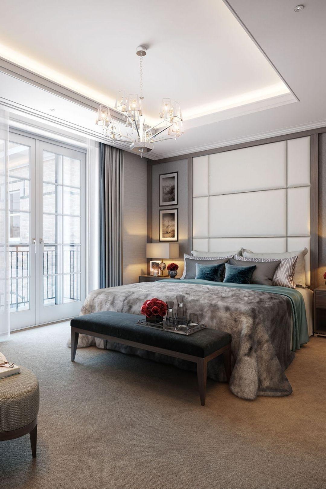 Pin On Bedroom Design Inspiration Modern bedroom furniture inspiration