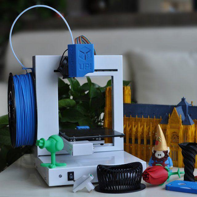 UP! Start Plus 3D Printer