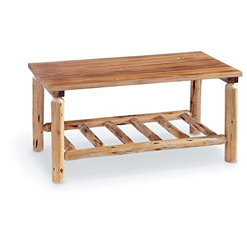 Castlecreek Log Coffee Table Check Out The Image By