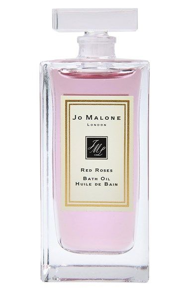 Free shipping and returns on Jo Malone London Jo Malone™ 'Red Roses' Bath Oil at Nordstrom.com. Inspired by a voluptuous blend of seven of the world's most exquisite roses, Red Roses Bath Oil by Jo Malone is the essence of modern romance. With crushed violet leaves and a hint of lemon, it unfolds like a bouquet of freshly cut flowers. The oil is enriched with sweet almond, jojoba seed and avocado oils, which are natural conditioners that soothe and hydrate your skin. Its sublime fragrance…
