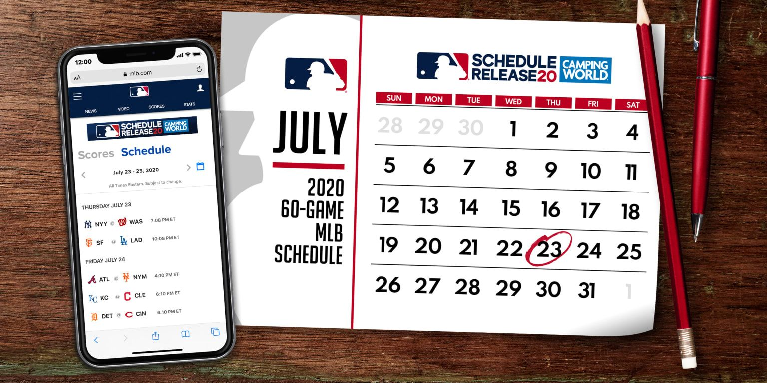 Mlb Unveiled The 2020 Season Schedule On Monday And It S Full Of Must See Matchups Here S The Key Info And In 2020 Mlb Major League Baseball Brewers Opening Day