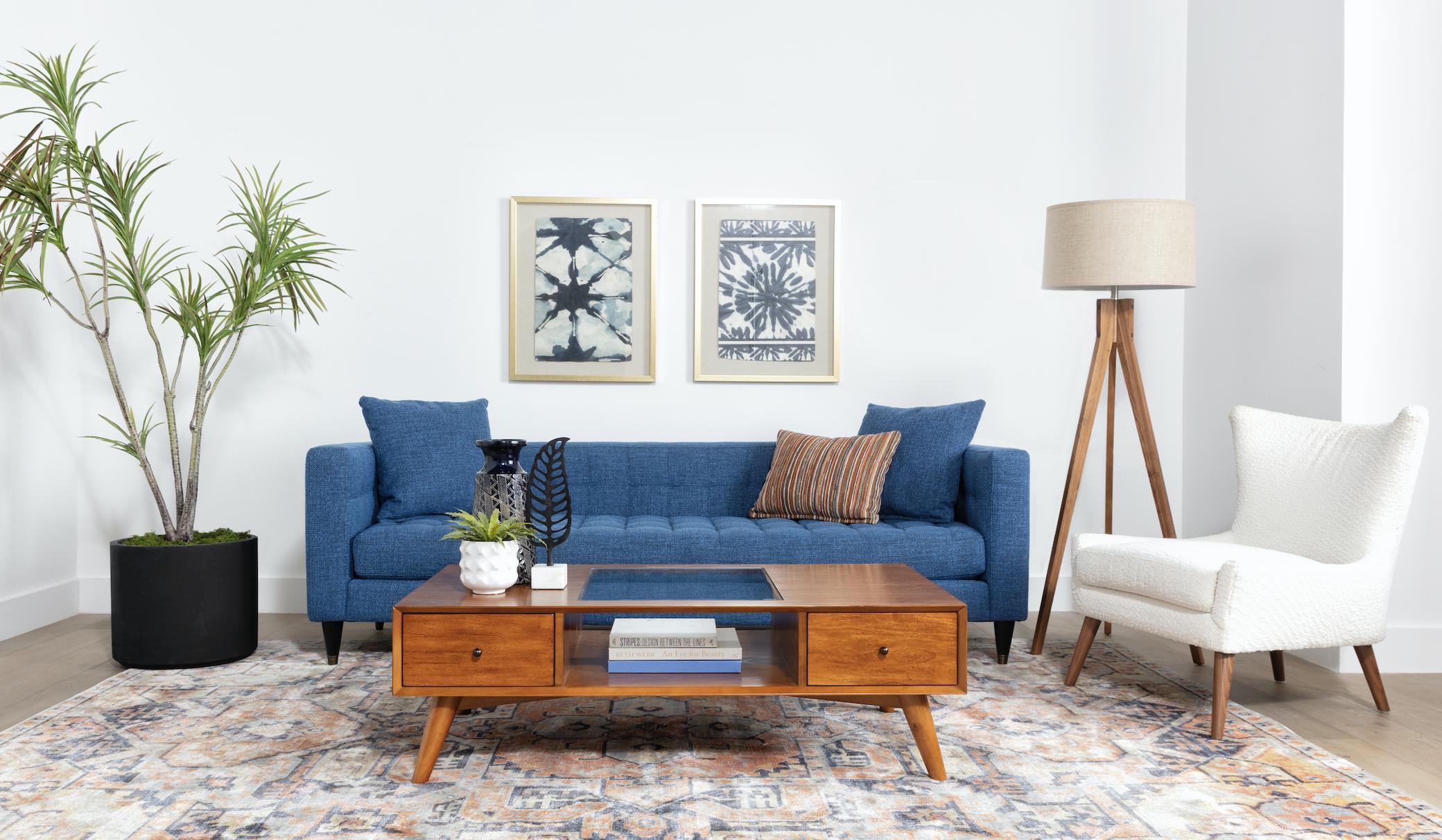 modern living room essentials alton
