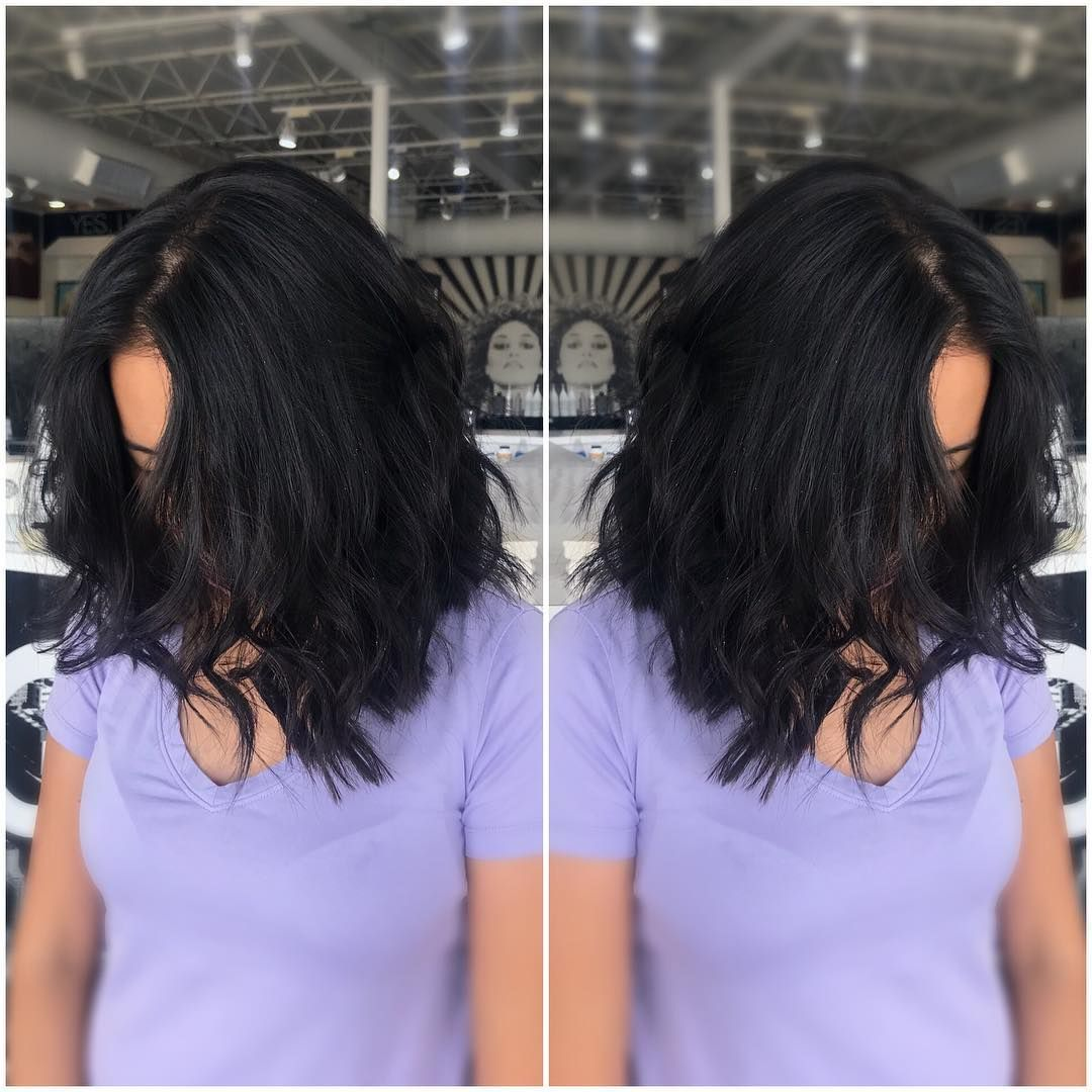 Snip Style Brickles At It Again Making Her Guest Feel And Look Beautiful Stunning All Over Color And Loving This Curled Hairstyles Hair Styles Hair Color