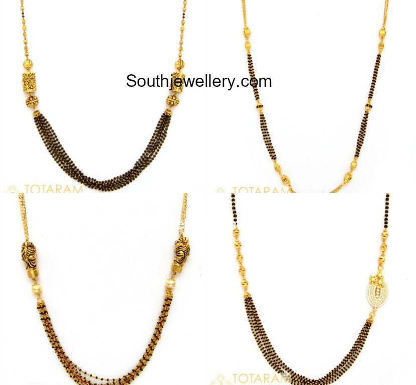 Nallapusalu Long Chain Designs Short Nallapusalu Designs Nallapusalu Small Size Latest Indian Jewellery Design Gold Mangalsutra Designs Black Bead Necklace,What Channel Does Designated Survivor Come On