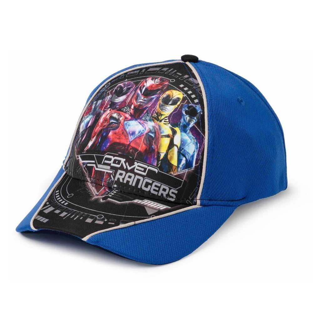 Boys\' Power Rangers Baseball Hat - White/Blue #Doesnotapply ...