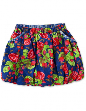 For those of us in Europe - I just bought this skirt at TK Maxx in size 116 for 14euro. I heart Oilily.
