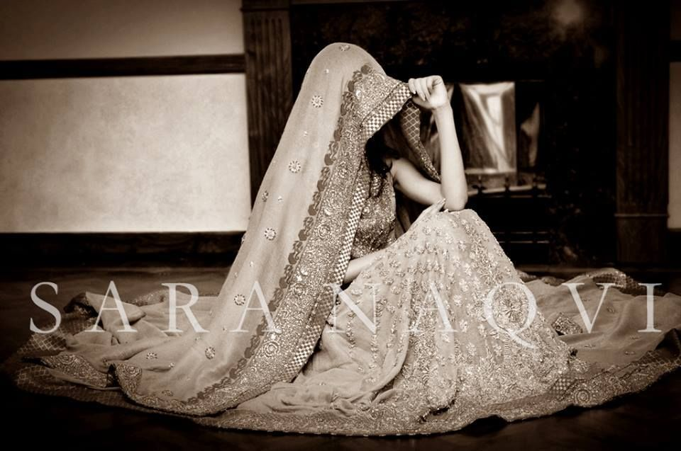 Stunning Off White Bridal Lehenga !! Totally In Love With It