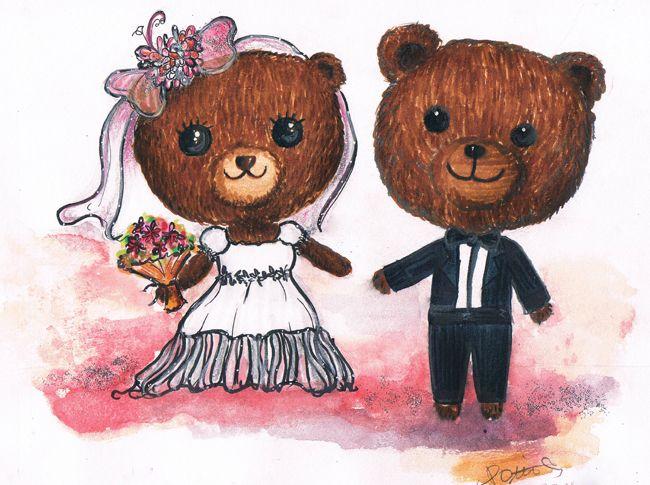 《熊熊的婚禮》親愛的...將手交給我吧, 我會牽著妳的手,一輩子不放開!_2012