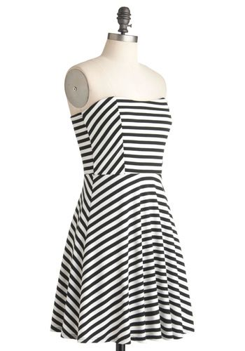 Any Color Will Do Dress, #ModCloth