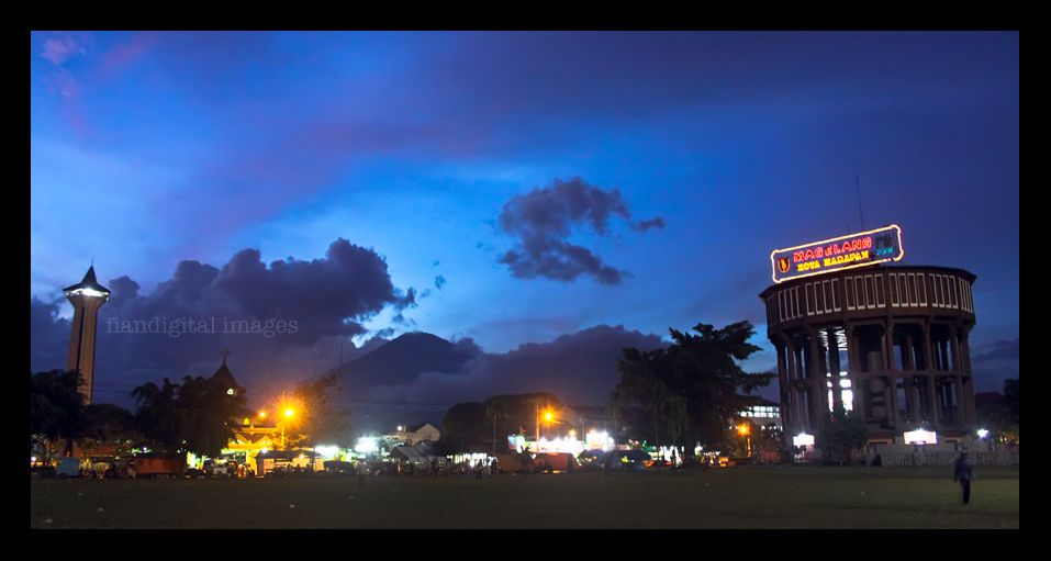 Magelang, my hometown :)